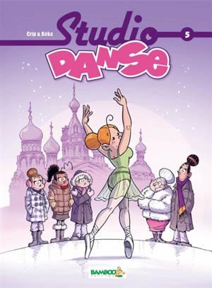 Studio danse. Volume 5