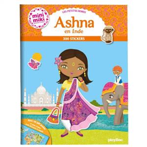 Ashna en Inde : les petites robes