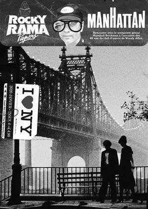 Rockyrama papers. n° 4, Manhattan : rencontre avec le scénariste génial Marshall Brickman à l'occasion des 40 ans du chef-d'oeuvre de Woody Allen