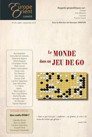Europe & Orient. n° 29, Le monde dans un jeu de go