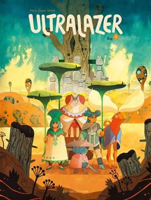 Ultralazer. Volume 2, Rok
