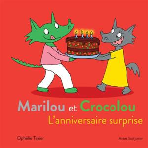 Marilou et Crocolou, L'anniversaire surprise