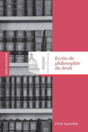 Ecrits de philosophie du droit