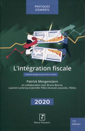 L'intégration fiscale : 2020