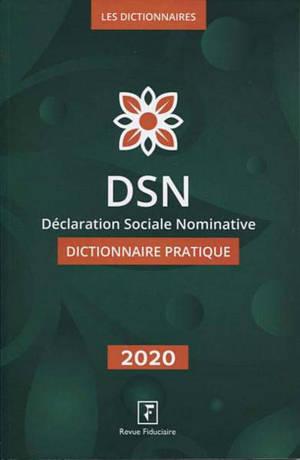 Dictionnaire DSN