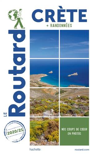 Crète : + randonnées : 2020-2021