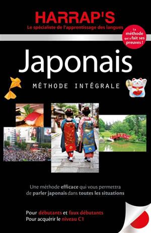 Japonais : méthode intégrale