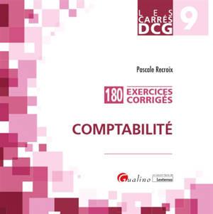 Comptabilité : 90 exercices corrigés : DCG 9, 2019-2020