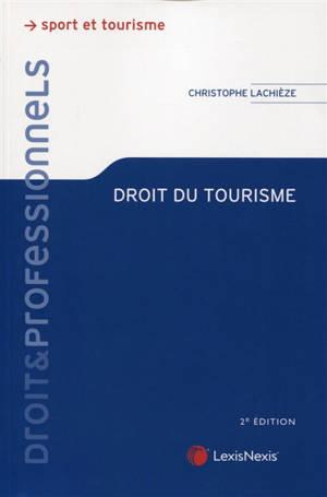 Droit du tourisme