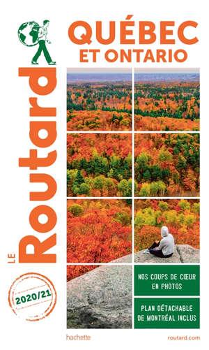 Québec et Ontario : 2020-2021