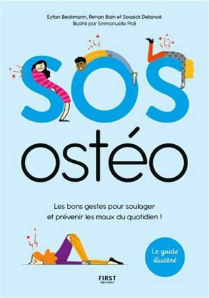 SOS ostéo : les bons gestes pour soulager et prévenir les maux du quotidien !