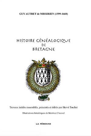 Histoire généalogique de Bretagne