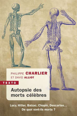 Autopsie des morts célèbres