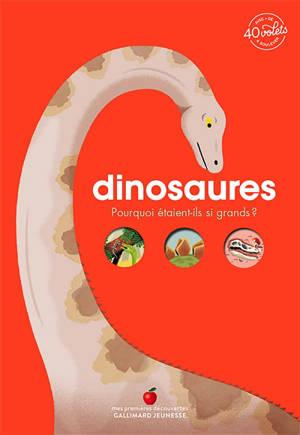 Dinosaures : pourquoi étaient-ils si grands ?