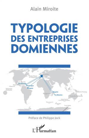 Typologie des entreprises domiennes