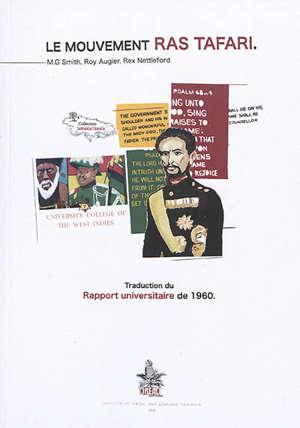 Le mouvement Ras Tafari : traduction du rapport universitaire de 1960