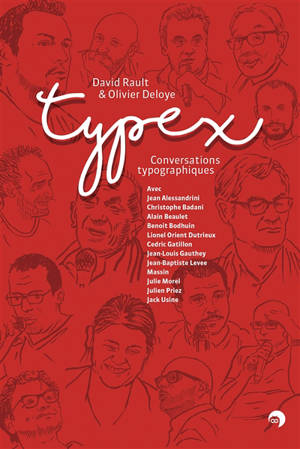 Typex : conversations typographiques