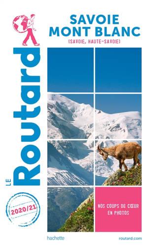 Savoie, Mont-Blanc : Savoie, Haute-Savoie : 2020-2021