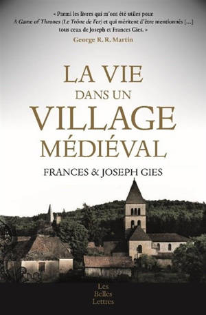 La vie dans un village médiéval