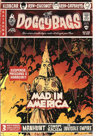 Doggy bags : saison 2 : 3 histoires sanglantes et mortelles !. Volume 15