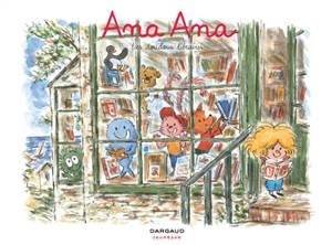 Ana Ana. Volume 15, Les doudous libraires