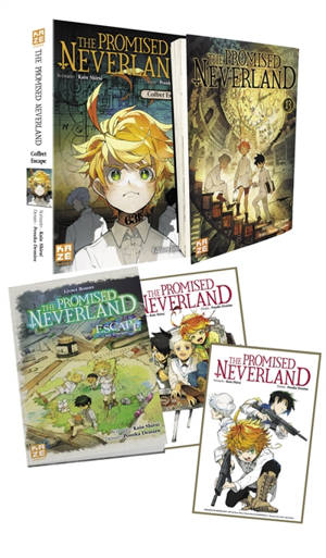 The promised Neverland. Volume 13