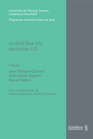 Le droit face à la révolution 4.0