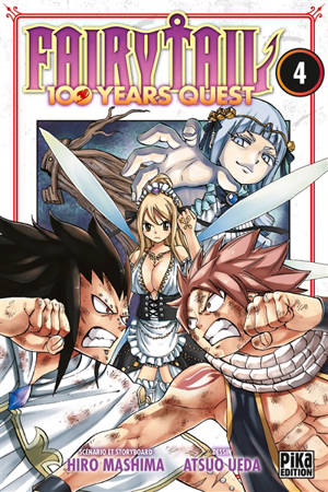 Fairy Tail : 100 years quest. Volume 4