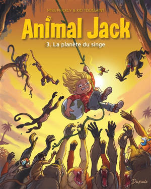Animal Jack. Volume 3, La planète du singe