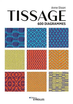 Tissage : 600 diagrammes