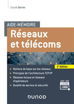 Réseaux et télécoms : aide-mémoire
