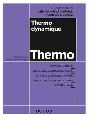 Thermodynamique : thermo