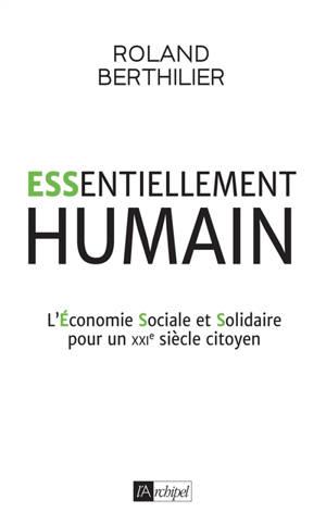 Humain : l'économie sociale et solidaire en questions