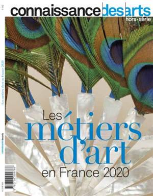Les métiers d'art en France 2020