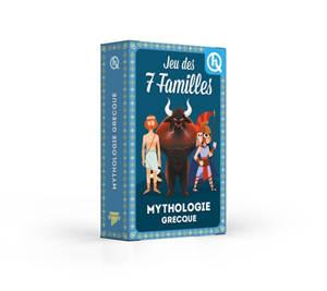 Mythologies du monde : jeu des 7 familles