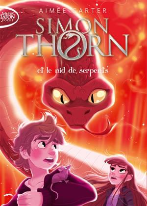 Simon Thorn, Simon Thorn et le nid de serpents