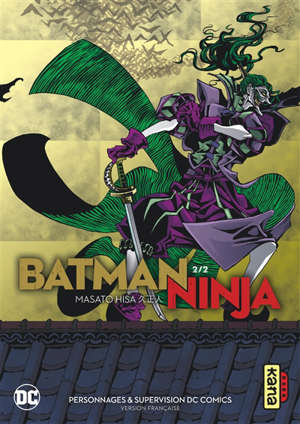 Batman ninja. Volume 2