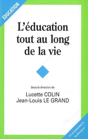 L'éducation tout au long de la vie