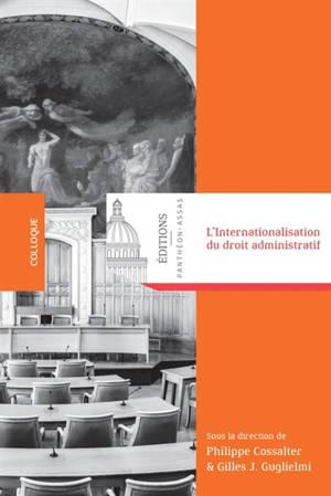 L'internationalisation du droit administratif
