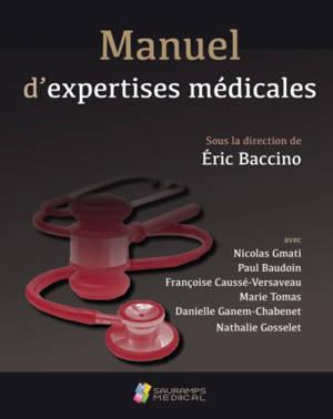 Manuel d'expertises médicales
