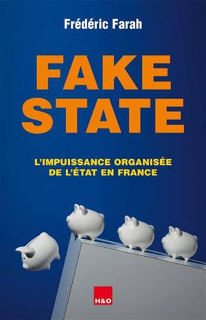 Fake state : l'impuissance organisée de l'Etat en France : essai