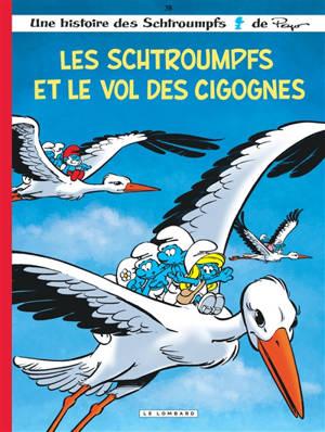Une histoire des Schtroumpfs. Volume 38, Les Schtroumpfs et le vol des cigognes