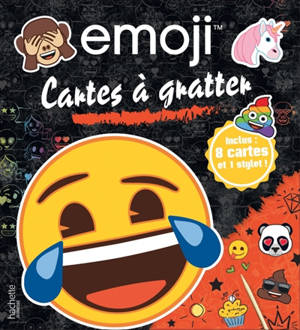 Emoji : cartes à gratter