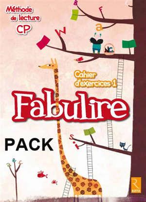 Fabulire Methode De Lecture Cp Cahier D Exercices 1