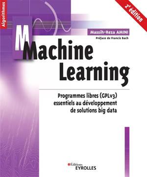 Machine learning : programmes libres (GPLv3) essentiel au développement de solutions big data