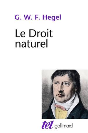 Le droit naturel