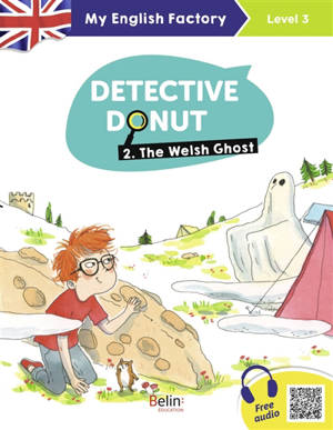 Detective Donut. Volume 2, The welsh ghost : level 3