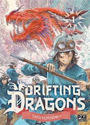 Drifting dragons. Volume 1