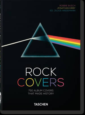 Rock covers : 750 album covers that made history