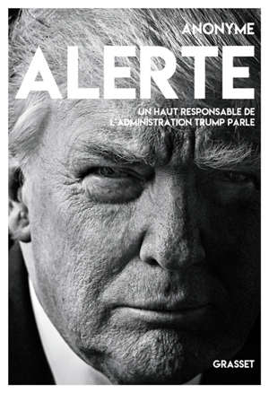Alerte : un haut responsable de l'administration Trump parle
